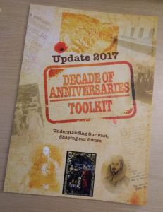 Lisburn Catholics and the Great War Project featured in the Decades of Centenaries Toolkit